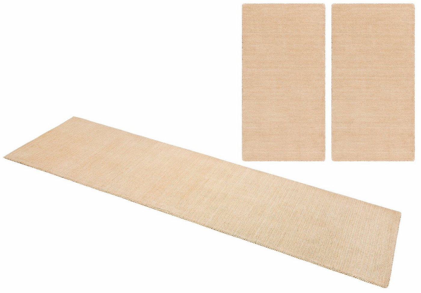 Slaapkamerset, Gabbeh uni, Theko exklusiv, rechthoekig, hoogte 15 mm, met de hand geweven