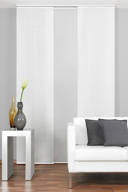 Good Life paneelgordijn ALEXA HxB: 245x60, met witte ophanging (1 stuk) nu online bestellen