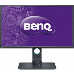 benq »pd3200u« led-scherm (81,28 cm - 32 inch, 3840 x 2160 pixels, 4k ultra hd, 4 ms reactietijd) zwart