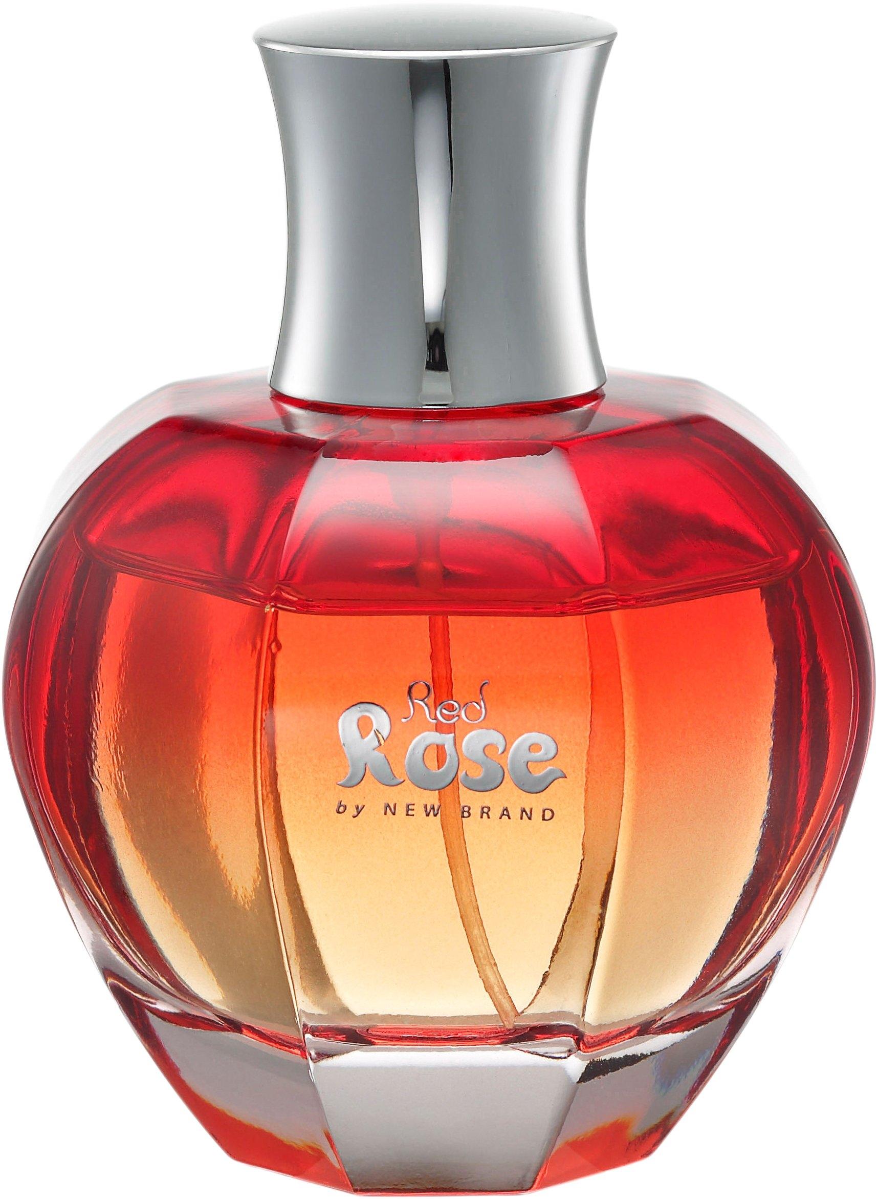 Lady Parfum met fruitig-bloemige topnoot, »Red Rose« nu online bestellen