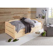 divan met 2e slaapgelegenheid en rolbodem