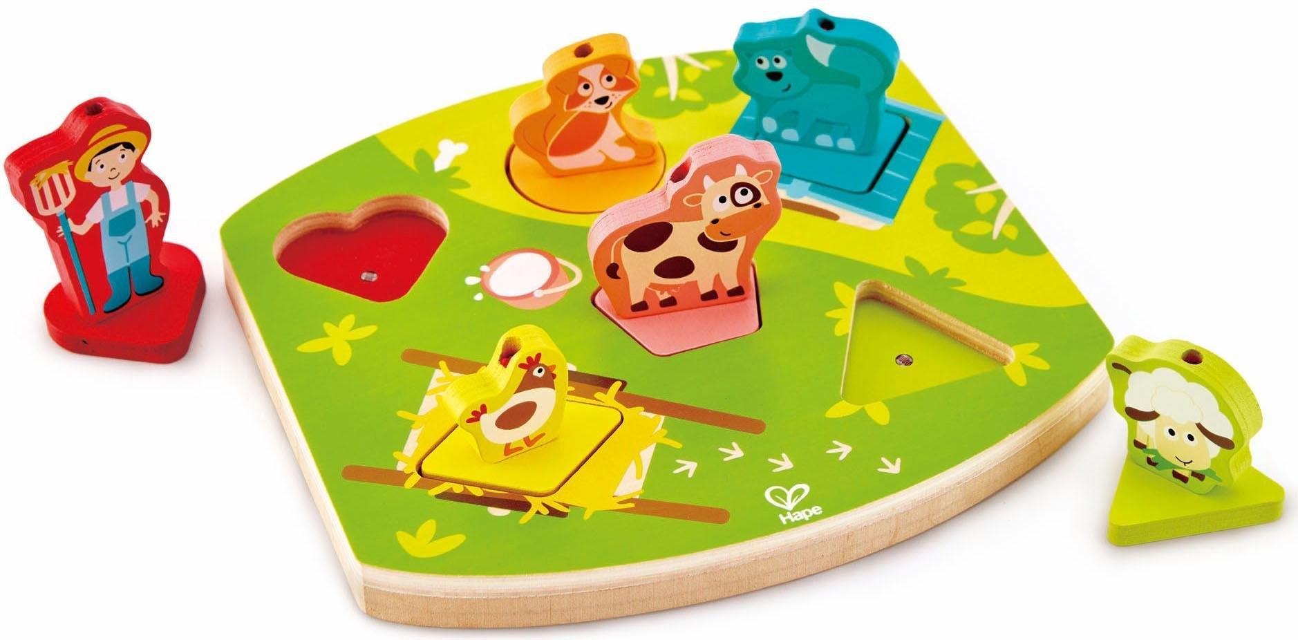 Hape puzzel veilig op otto.nl kopen
