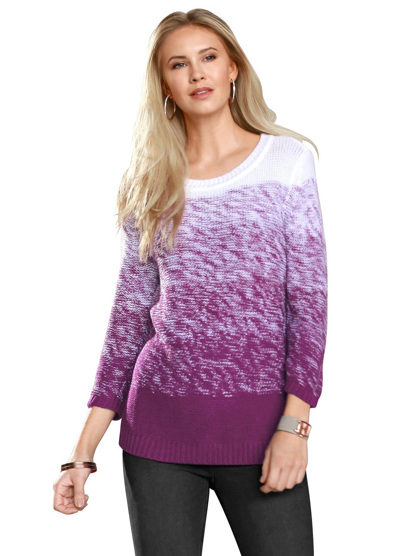 Classic Basics trui met 3/4-mouwen Trui goedkoop op otto.nl kopen