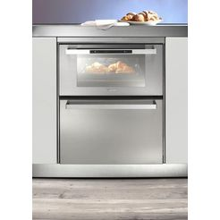 candy multifunctionele oven duo 609 x zilver