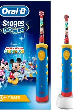 kindertandenborstel, oral-b, 'advance power kids 950tx' multicolor