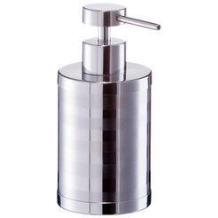 zeller zeepdispenser »edelstaal« zilver