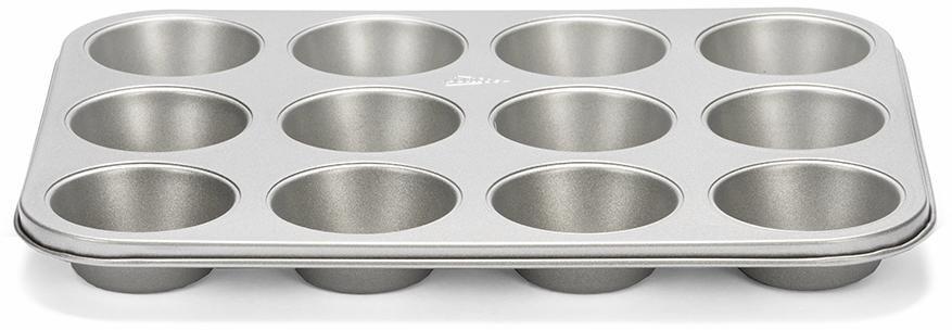 Patisse muffin-bakplaat, staal, 12-delig goedkoop op otto.nl kopen