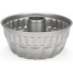 patisse tulbandvorm, staal, oe 22 cm zilver