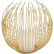 guido maria kretschmer homeliving windlicht »flowes« (set, 2 stueck) goud