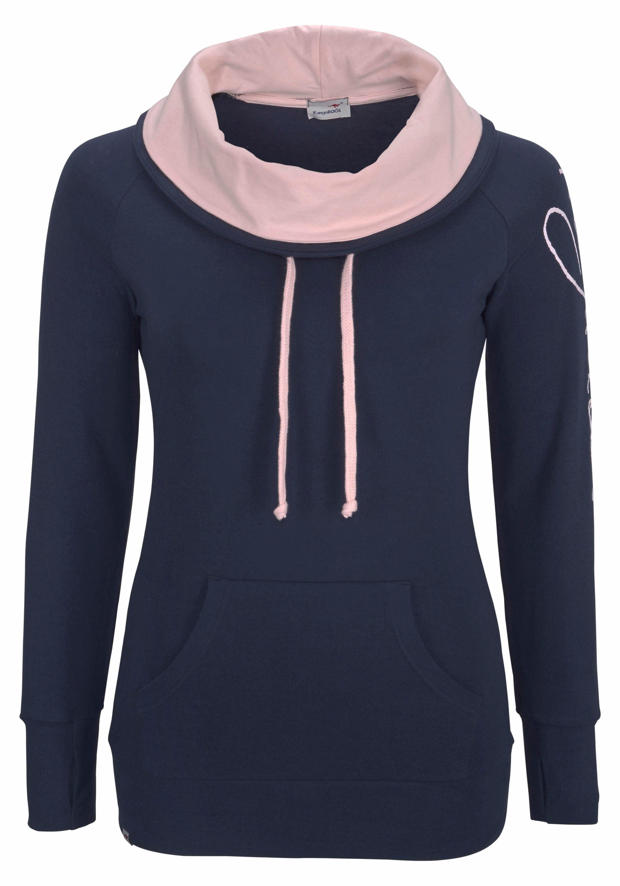 Kangaroos sweatshirt nu online bestellen