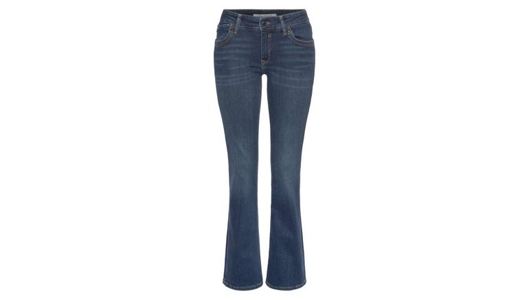 Mavi bootcut jeans »BELLA-MA«