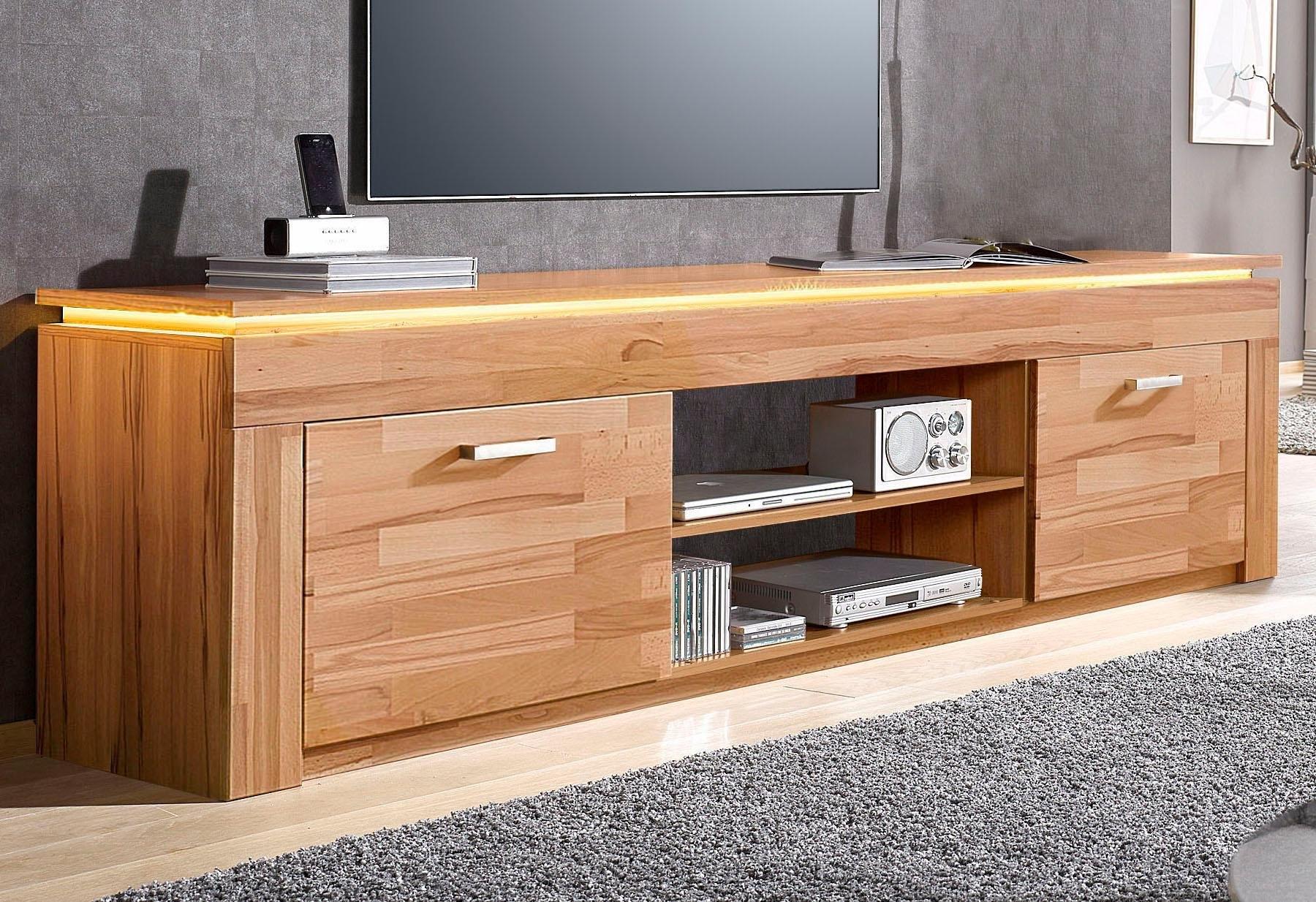 tv-meubel Breedte 222 cm in de webshop van OTTO kopen