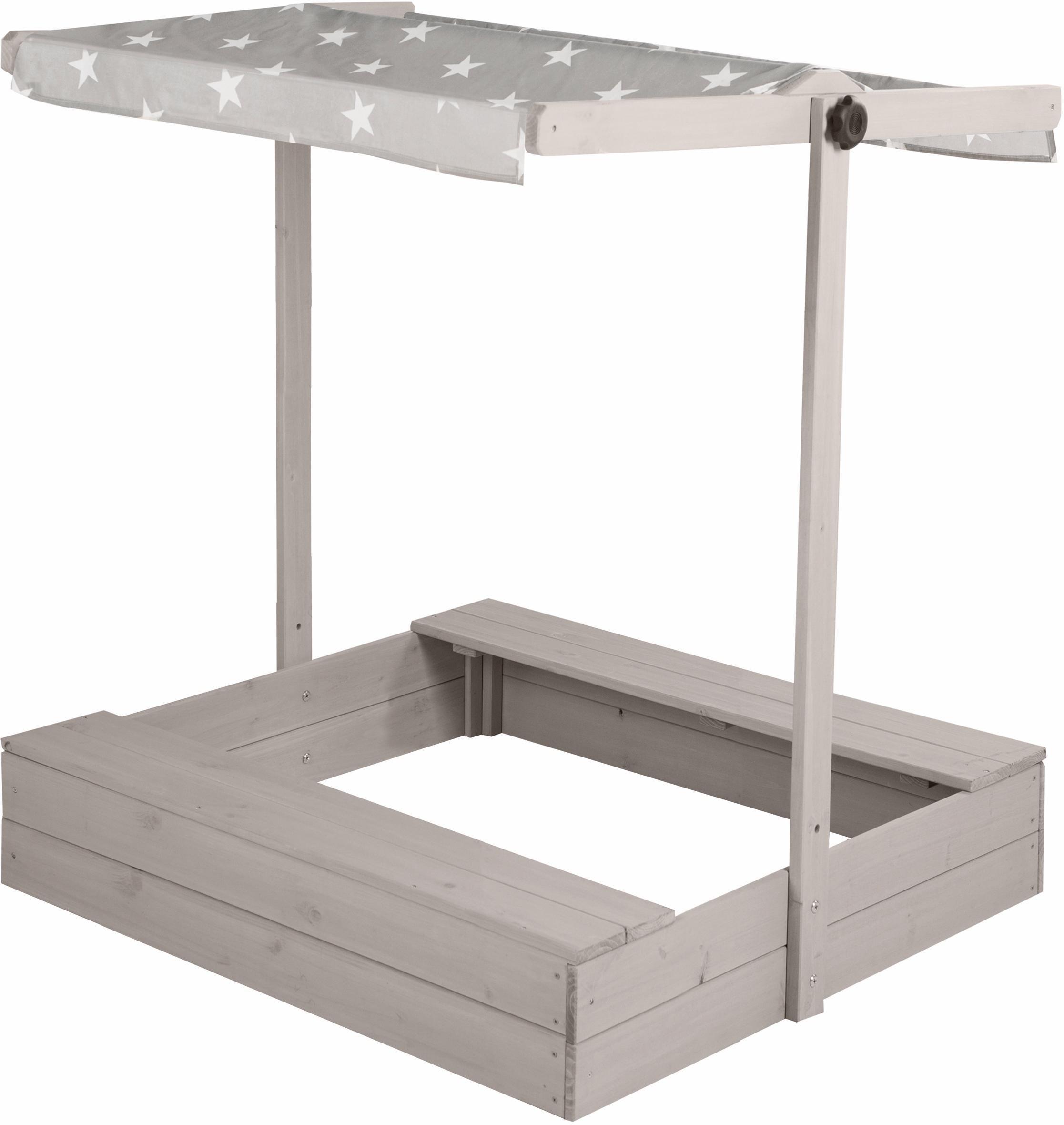Op zoek naar een Roba zandbak met dak, bxd: ca. 98x98 cm? Koop online bij OTTO