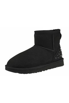 ugg boots zonder sluiting »mini studded bling« zwart