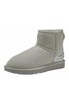 ugg boots zonder sluiting »mini studded bling« grijs