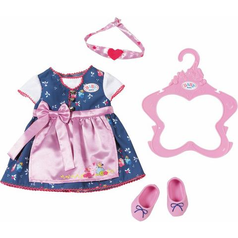 Zapf Creation poppenkleding, BABY born® dirndl