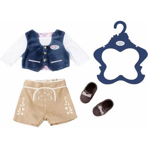 Zapf Creation poppenkleding, BABY born® folklore-outfit jongen