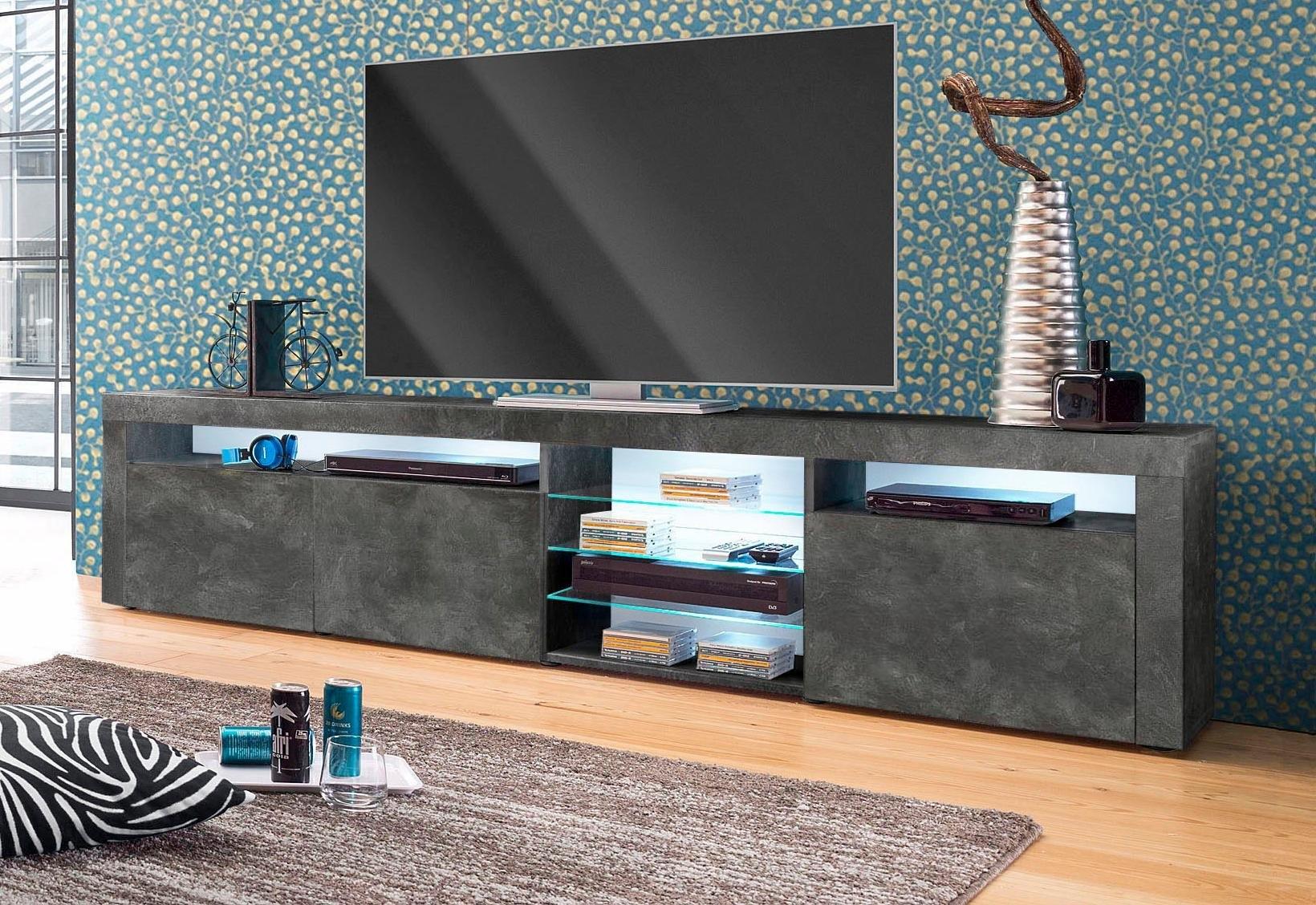 borchardt Möbel tv-meubel Breedte 200 cm bij OTTO online kopen