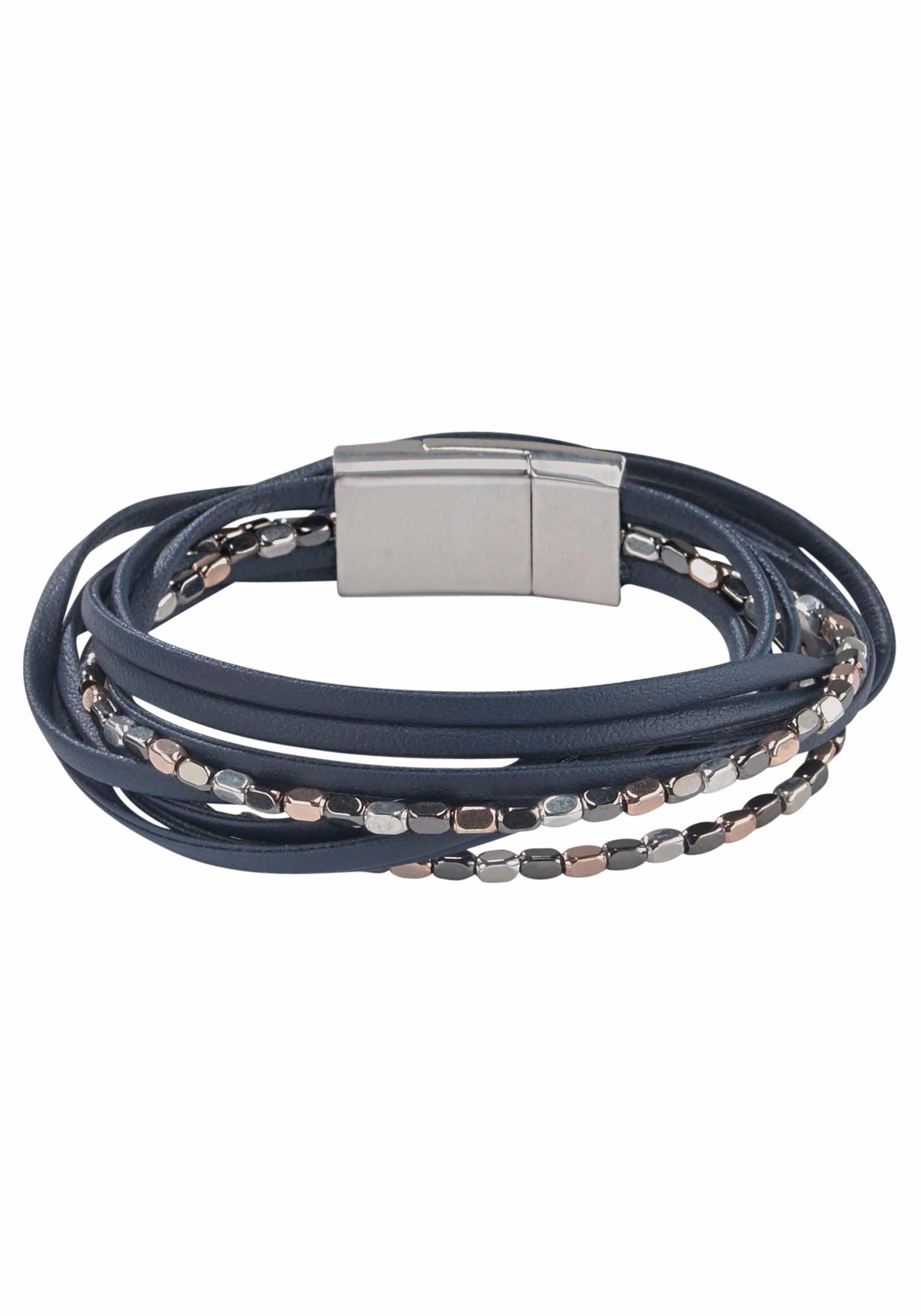 Op zoek naar een J.Jayz wikkelarmband Meerrijig, met sierelementen van metaal (1-delig)? Koop online bij OTTO