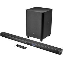 jbl soundbar bar 3.1 zwart