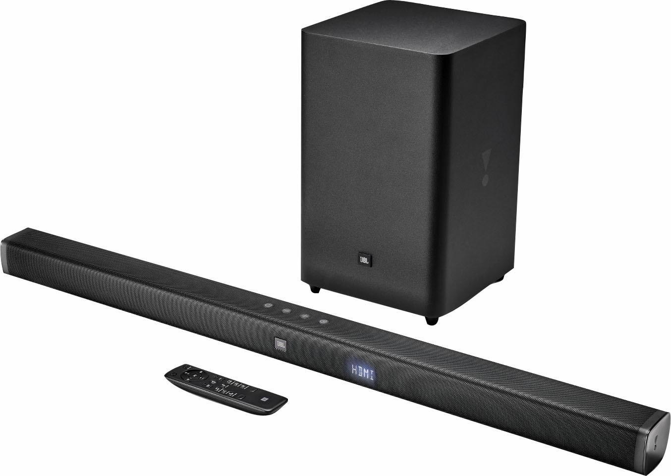 JBL Bar 2.1 soundbar - verschillende betaalmethodes