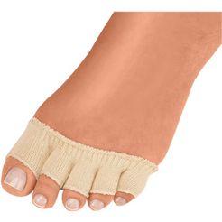 teensokken ter voorkoming van voetschimmels, eksterogen