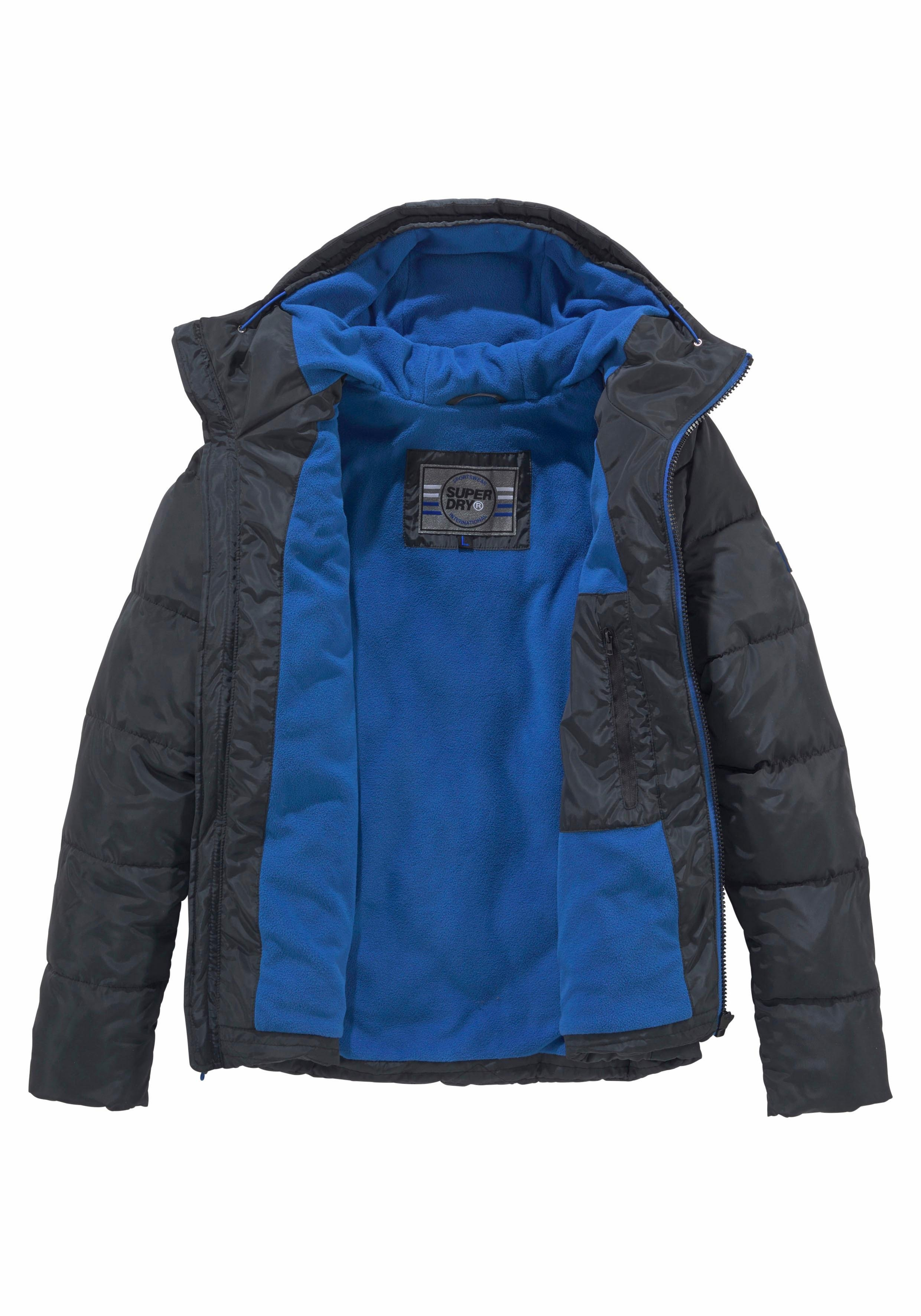 Padded Jackxenon Superdry Jacket Gewatteerd Shop Online QCshBtrdx