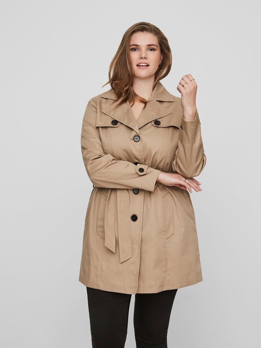 JUNAROSE Lange mouw Lange jas online kopen op otto.nl