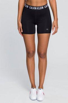 calvin klein performance fietsbroekje »shorts« zwart