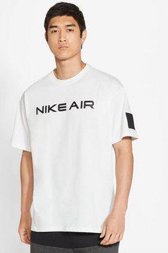 nike t-shirt »nike air men's t-shirt« wit