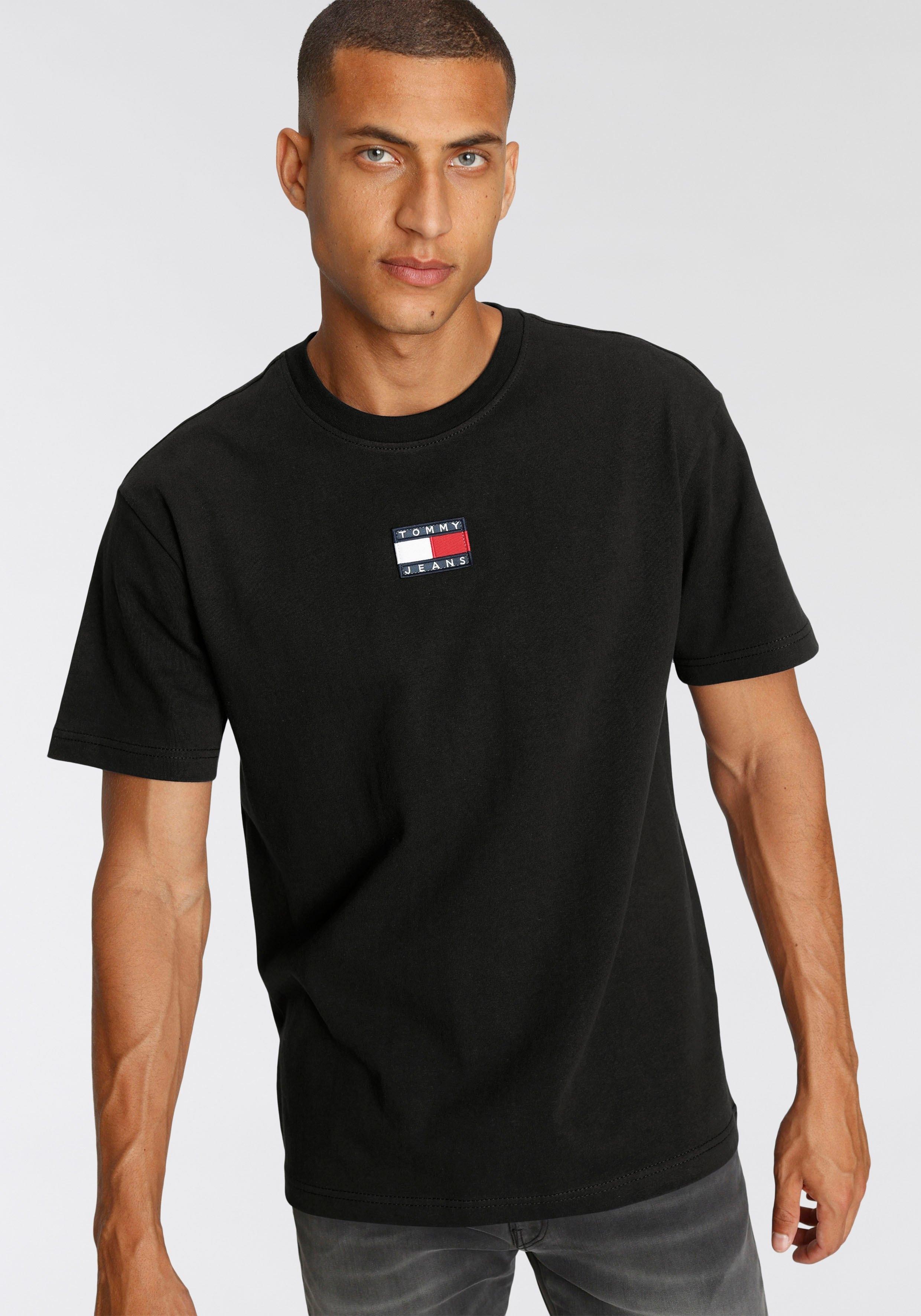 Op zoek naar een TOMMY JEANS T-shirt TJM TOMMY BADGE TEE? Koop online bij OTTO
