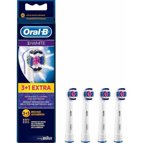 Oral-B Tiefenreinigung 3er + 1
