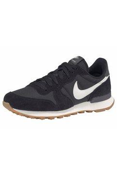 nike sportswear sneakers »wmns internationalist« zwart