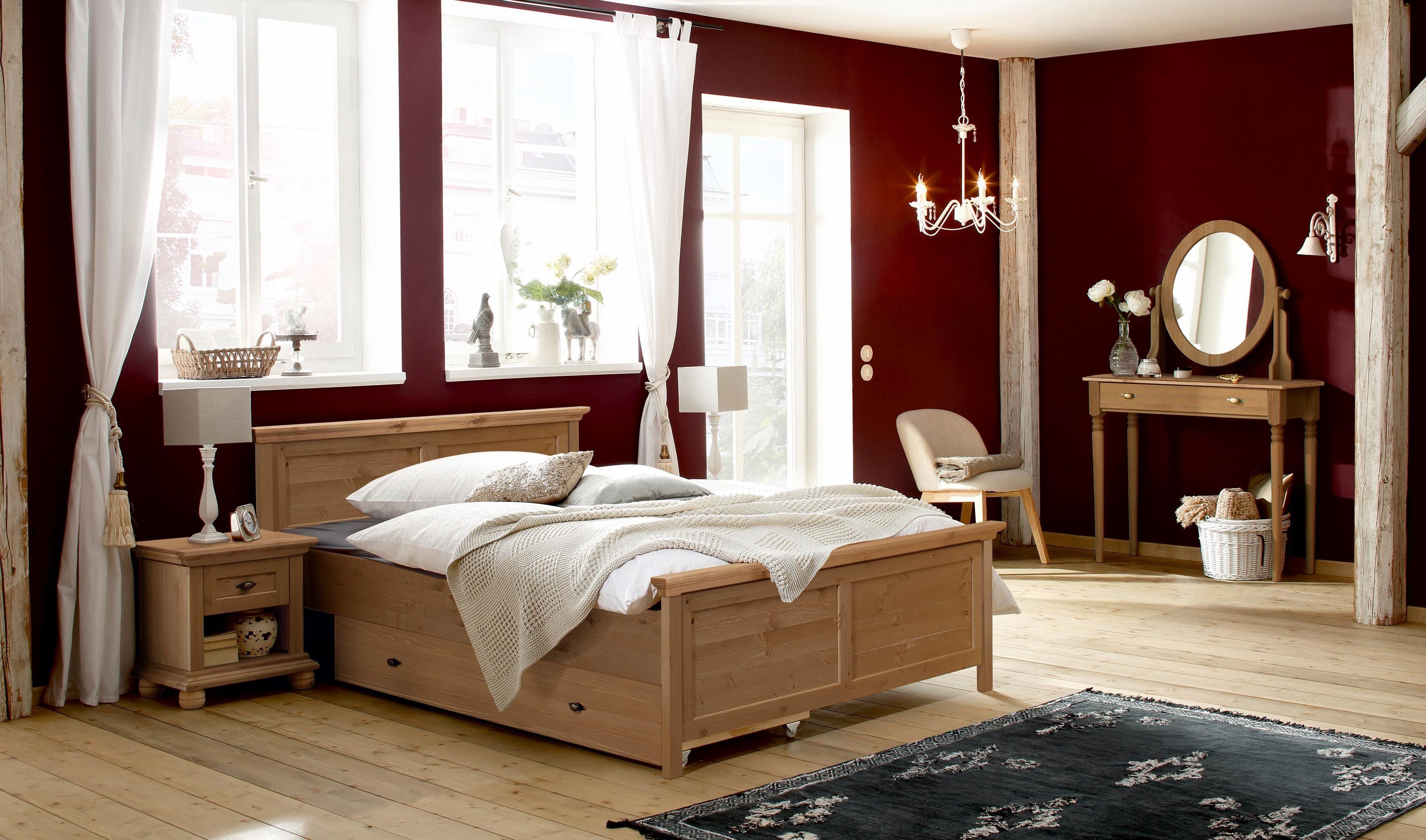 Spiegel Met Hout : Spiegel barneveld met deuren massief grenen hout meubelcity