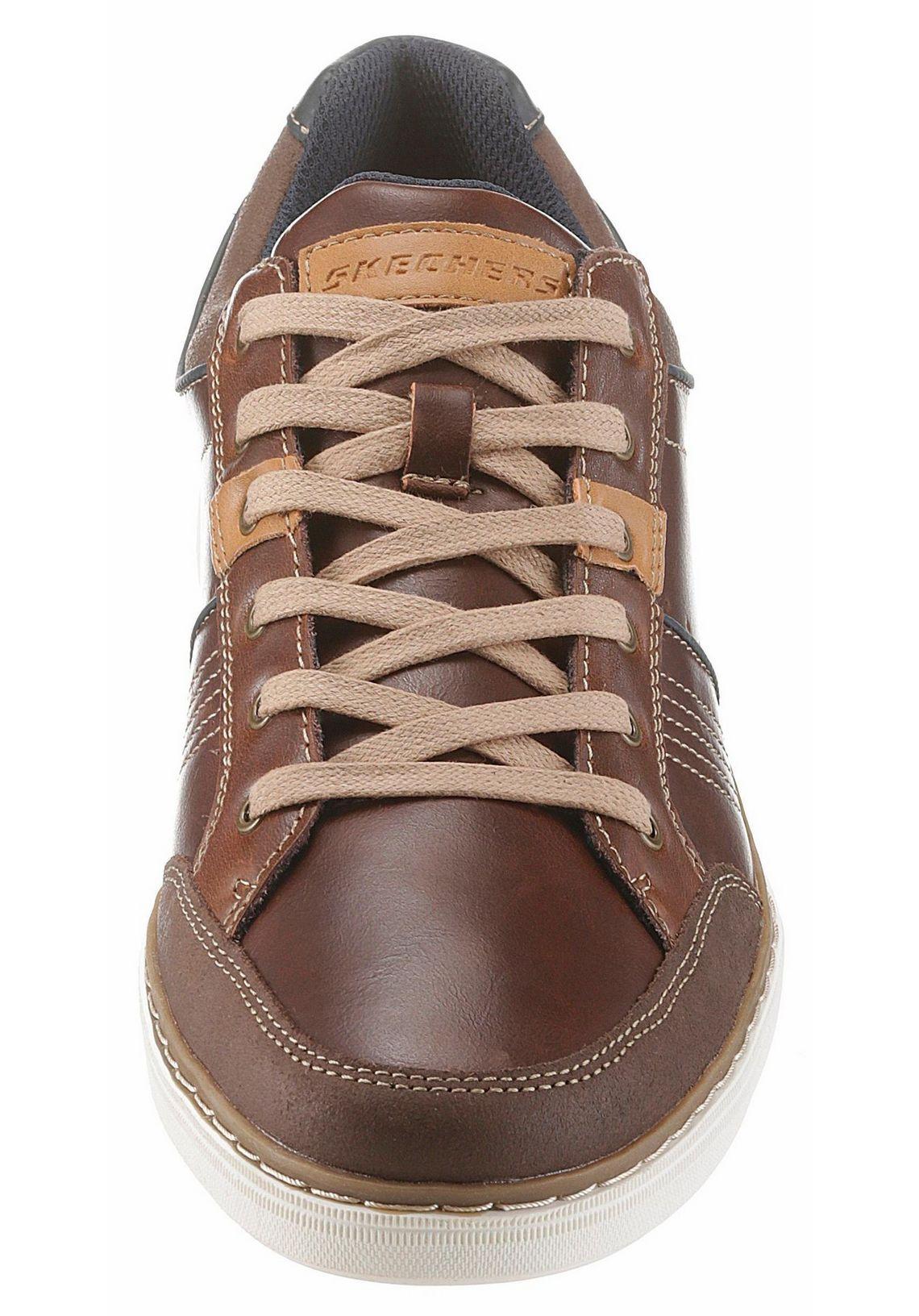 Skechers sneakers  Lanson-Rometo nu online kopen  kastanje