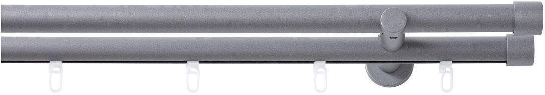 Good Life Combi-gordijnroede, »Gorra«, 2-sporig in standaardmaat Ø 20 mm voordelig en veilig online kopen