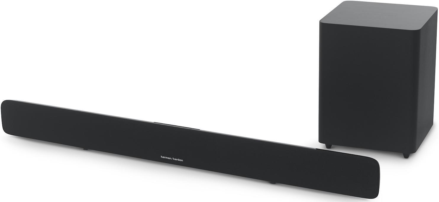 Harman/kardon SB20 thuisbioscoop 2.1-soundbar met draadloze subwoofer - verschillende betaalmethodes