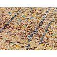 vloerkleed, »topaz 5400«, arte espina, rechthoekig, hoogte 13 mm, met de hand geknoopt beige