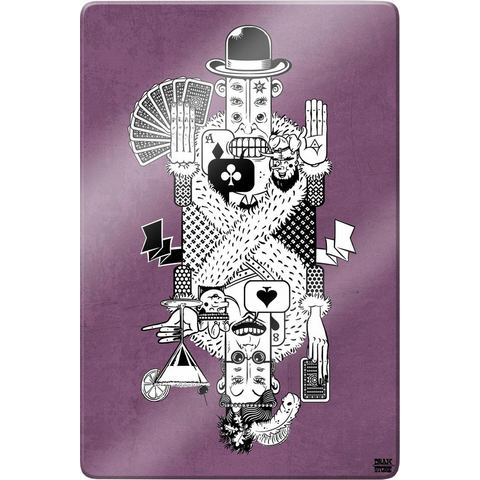 print op glas Drawstore Playing Cards