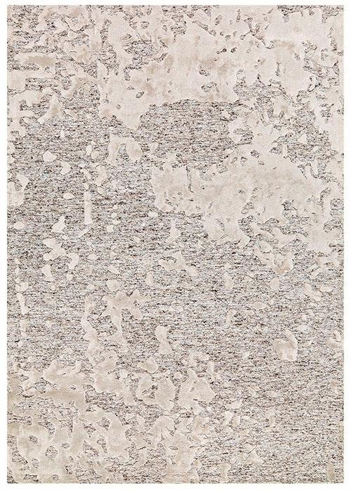 Arte Espina Vloerkleed, »Damast 8066«, rechthoekig, hoogte 12 mm, handgetuft in de webshop van OTTO kopen