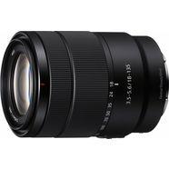 sony sel-18135 zoomobjectief 18-135mm f3.5-5.6 oss (e-mount aps-c v. a5000-a5100-a6000-series  nex) zwart