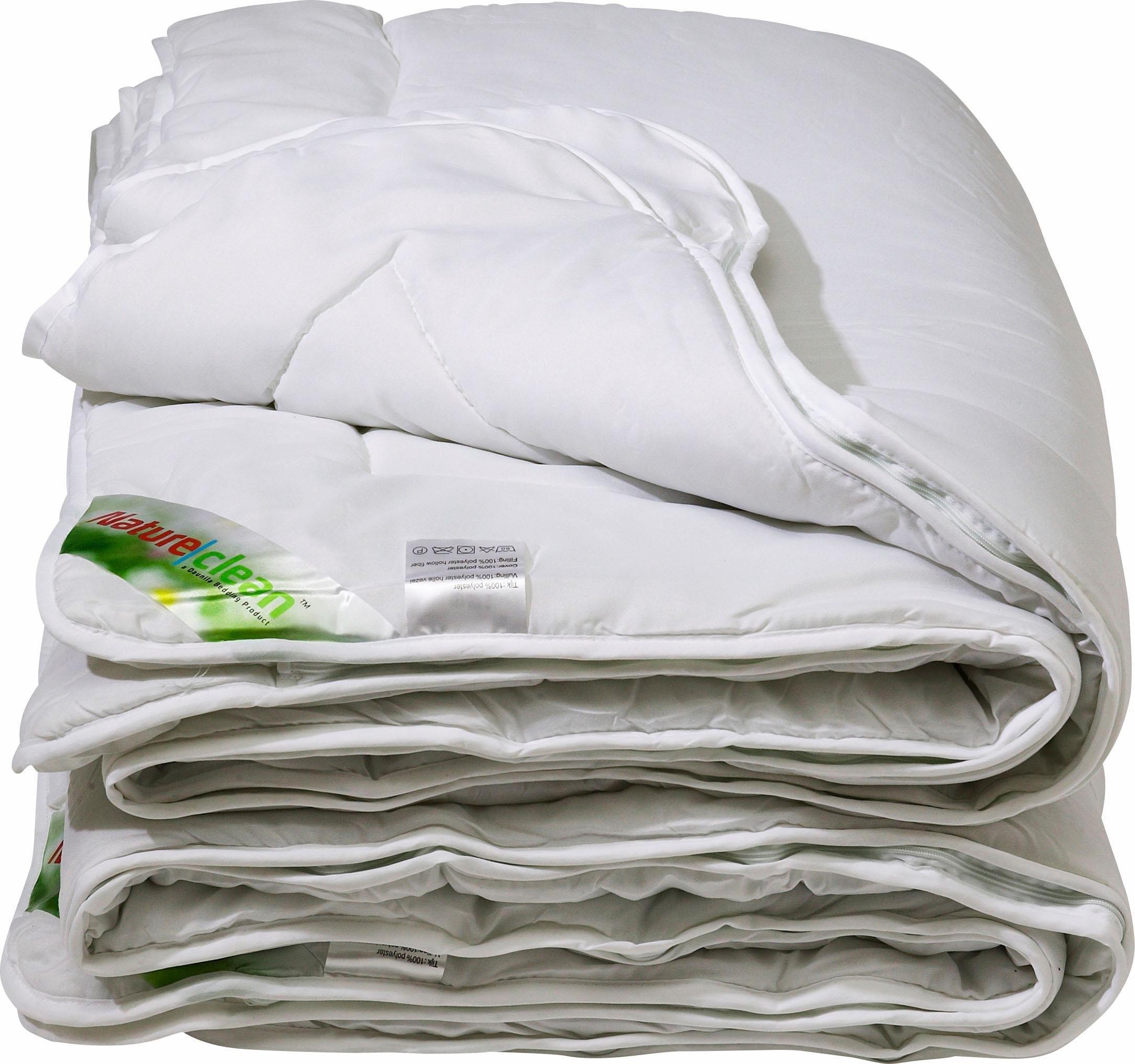 Mps Textiles 4-seizoenendekbed, »Nature Clean 4 Jahreszeiten-Decke«, 4-seizoenen, (1-dlg.) - verschillende betaalmethodes