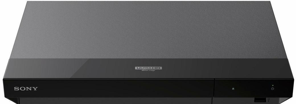 SONY UBP-X700 4K Ultra HD blu-ray-speler (4K HDR, Dolby 4K streaming-diensten, SACD, USB, wifi) bij OTTO online kopen