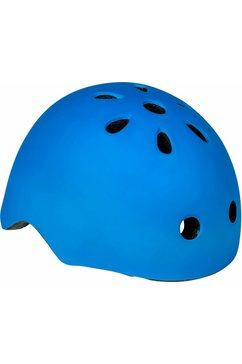 powerslide helm, kinderen, »allround adventure« blauw