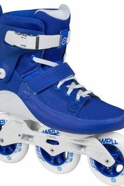 powerslide inlineskates, »swell royal blue 100« blauw
