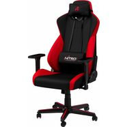 nitro concepts s300 gamingstoel rood