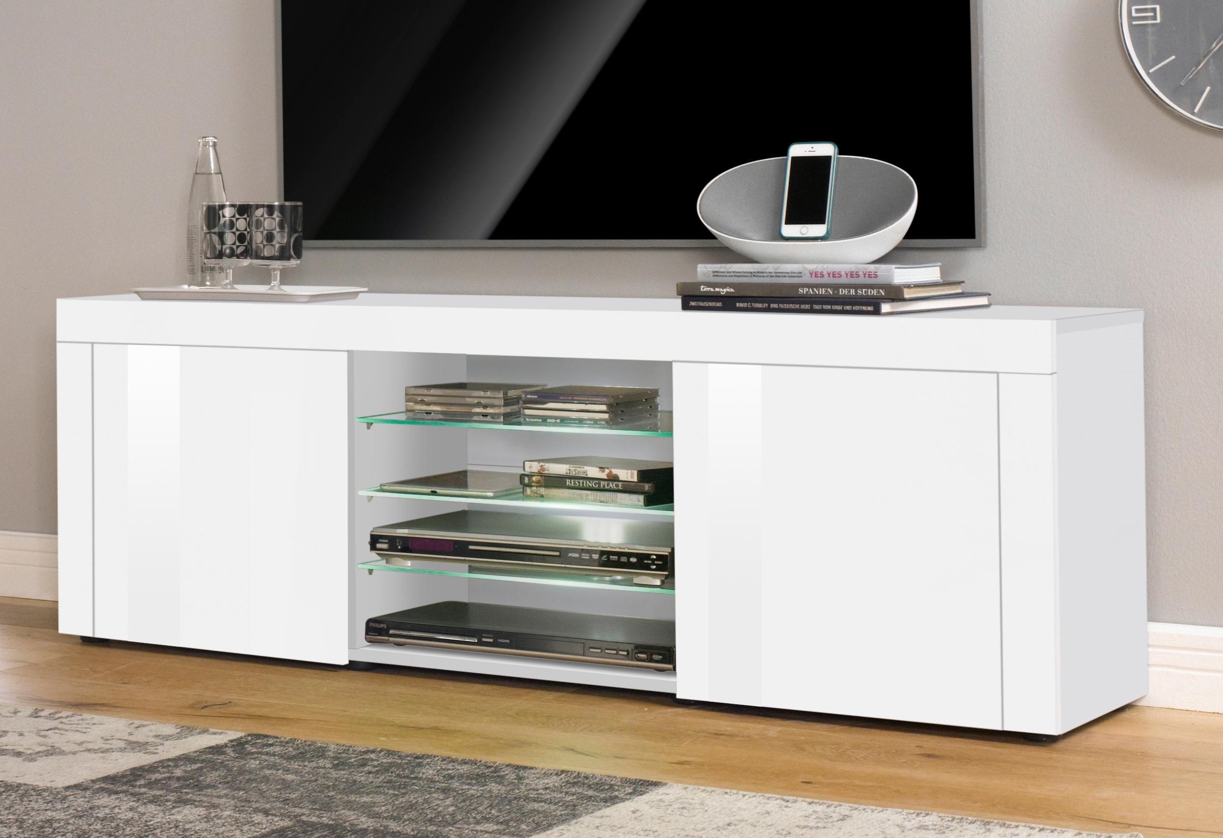 Borchardt Möbel tv-meubel, breedte 139 cm online kopen op otto.nl