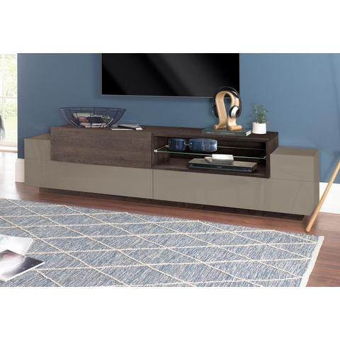 Tecnos tv-meubel ASIA, breedte 200 cm, met open vak