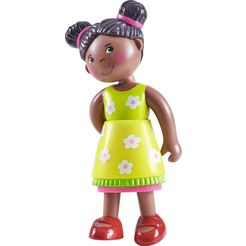 haba poppenhuispop 'little friends - naomi' (set, 1-delig) multicolor