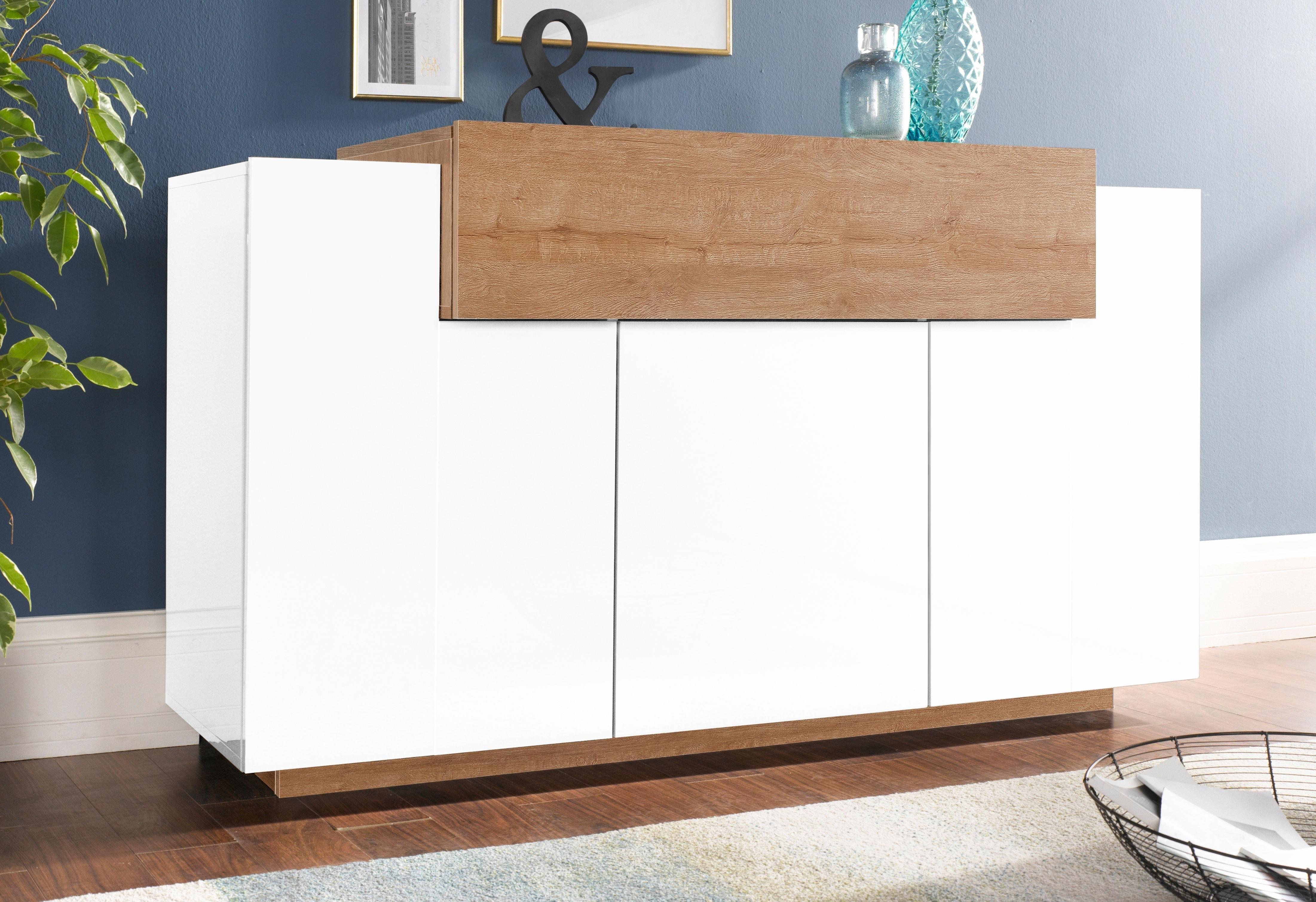 Tecnos dressoir »ASIA«, breedte 150 cm bij OTTO online kopen